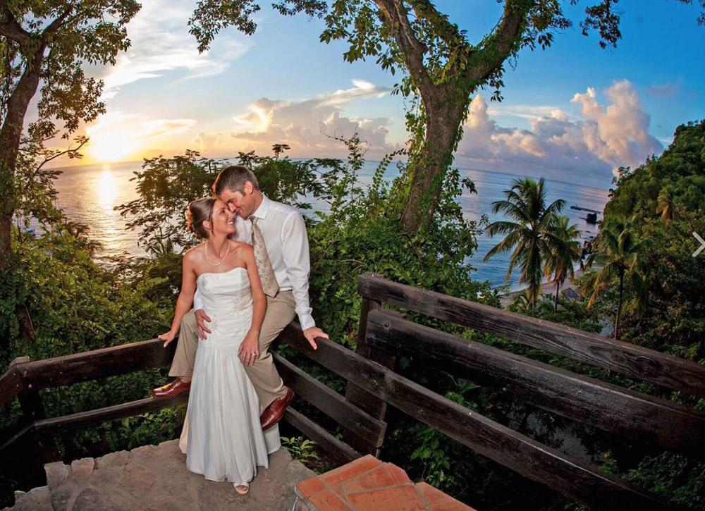 Anse Chastanet Resort Wedding Vibes