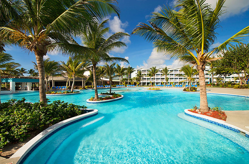 Coconut Bay Saint Lucia Pool View