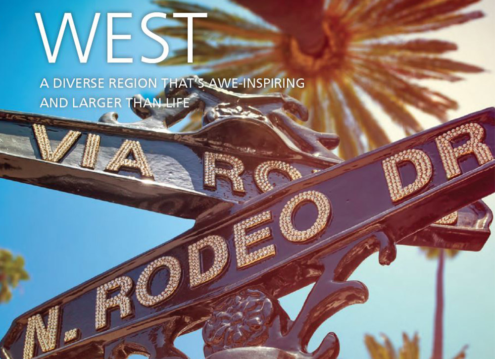 Discover the West