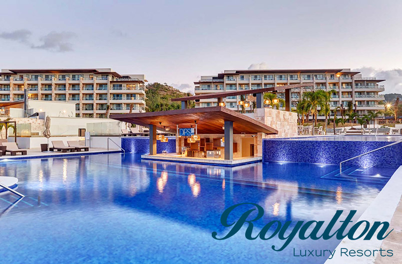 The Royalton Saint Lucia